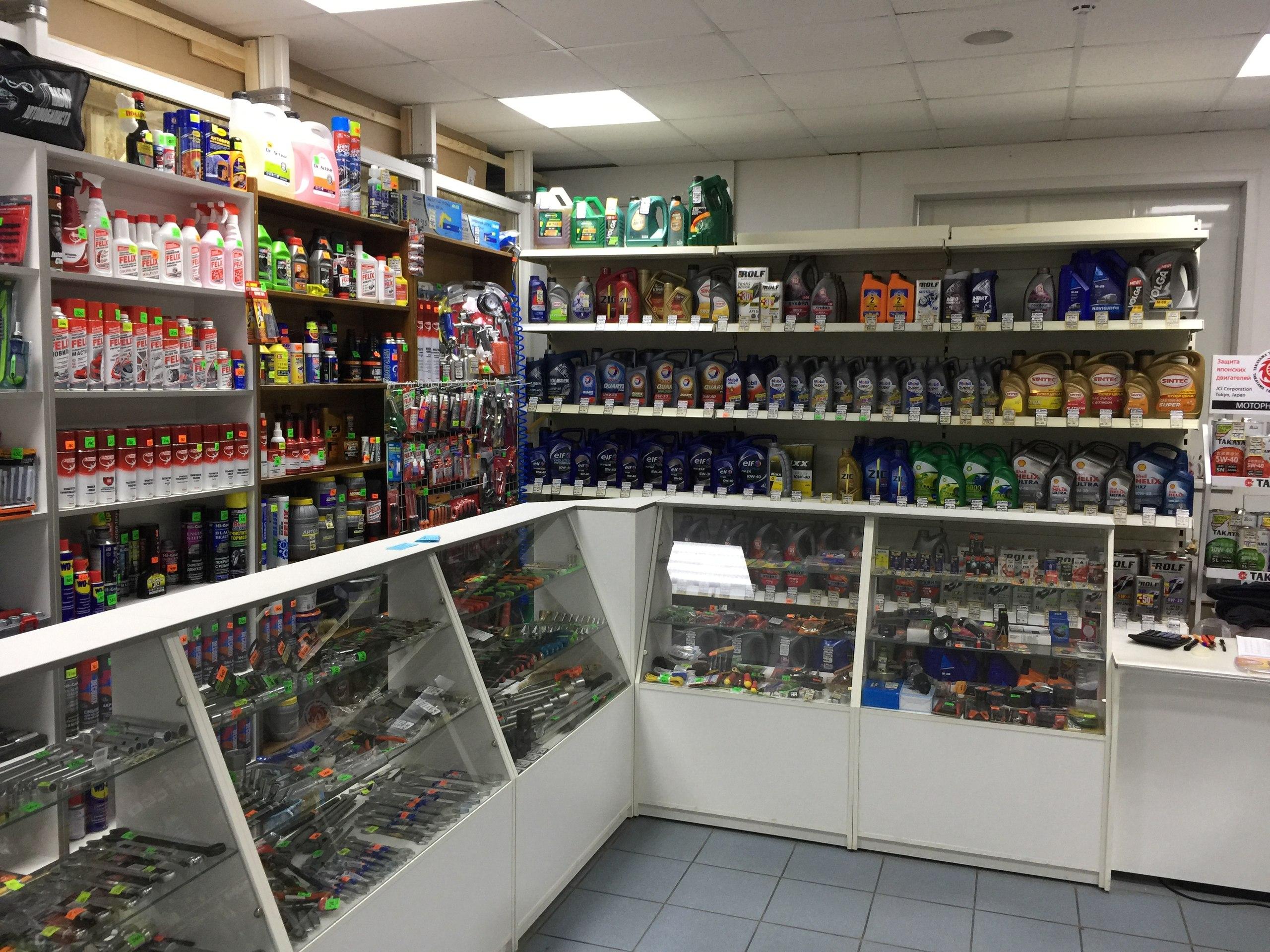 На нашей Стройбаза «Метизы» открыт новый магазин для автомобилистов!