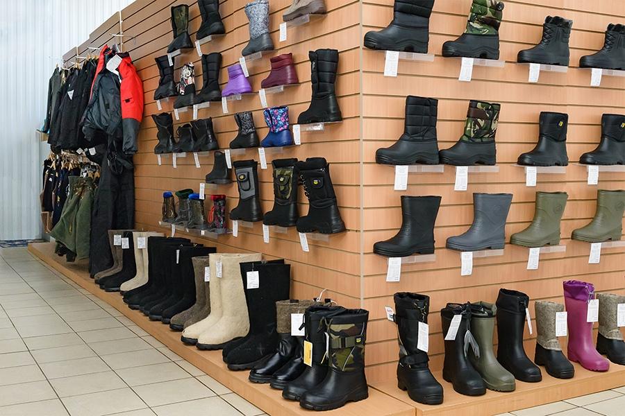 Новая коллекция осенней и зимней обуви!