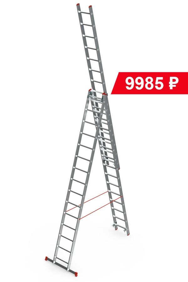 Крепкие и надёжные лестницы!